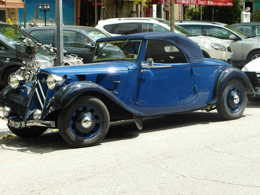 French Car: Classic French Cars