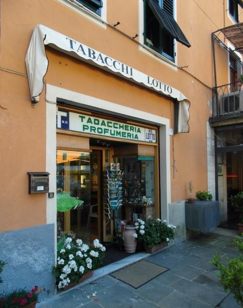 The Tobacco Shop