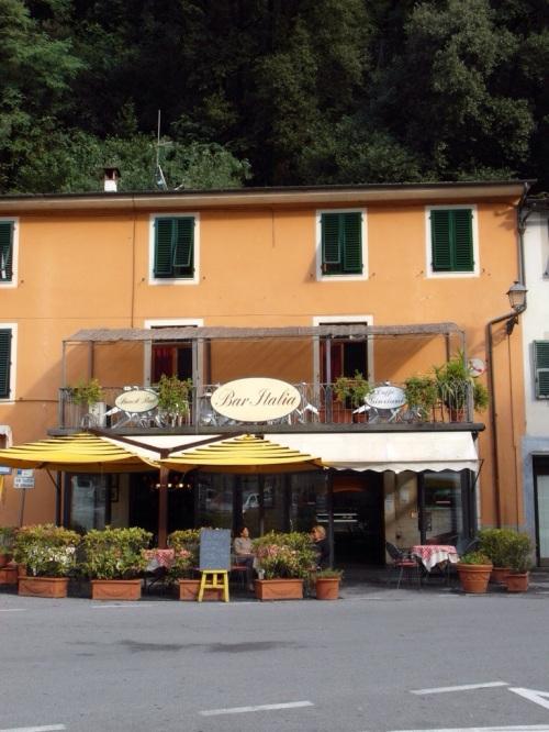 Bar Italia - our local bar