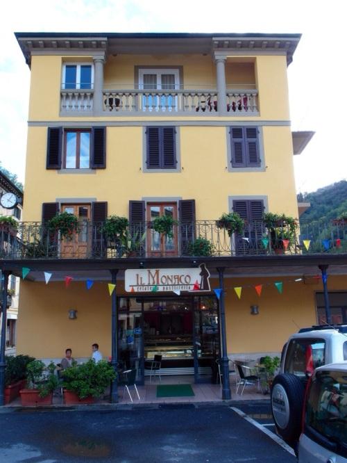 Il Monaco is our local cafe