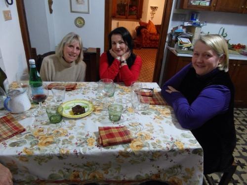 Wendy, Moe & Debra