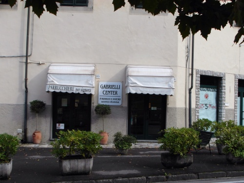 Gabrielli Center (hairdressers)